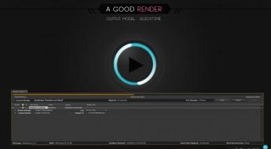 A Good Render