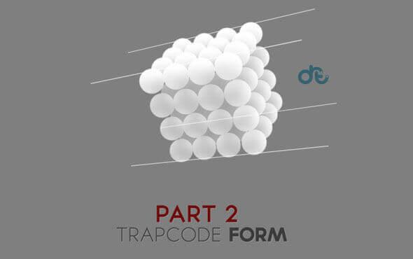 آموزش Trapcode Form پارت 2